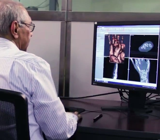 CurveBeam Is The Innovator In 3D Orthopedic Imaging Technology