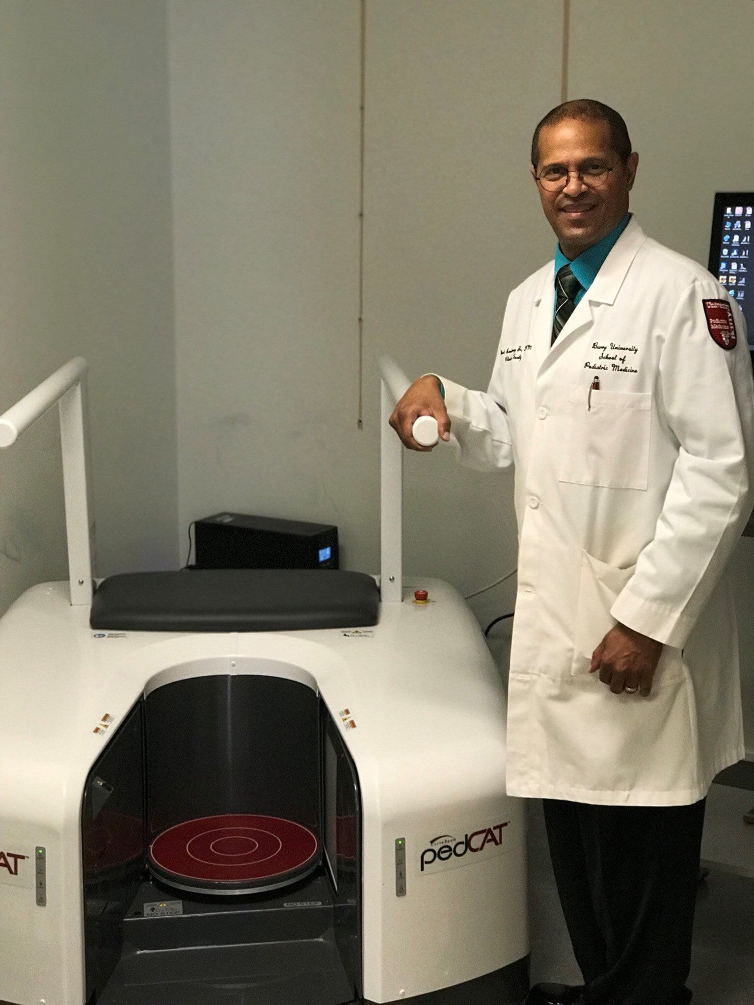 Barry University School Of Podiatric Medicine Acquires The PedCAT For Research