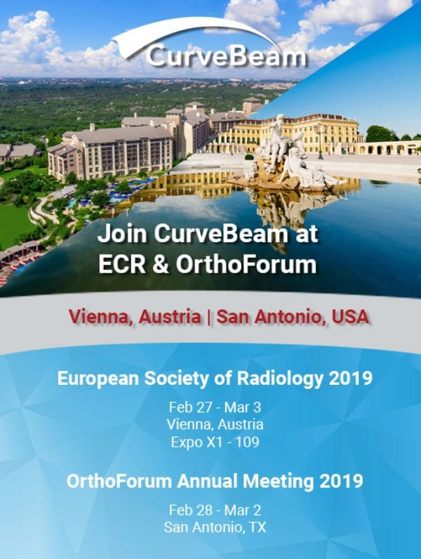 CurveBeam Heads To Austria And San Antonio