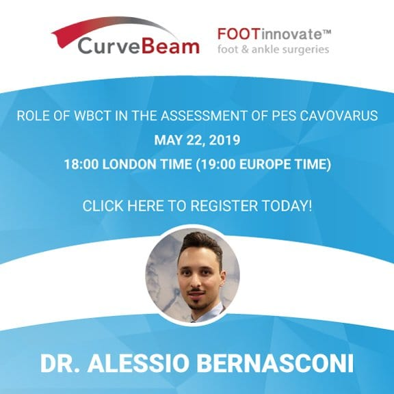 """WEBINAR: """"Role Of WBCT In The Assessment Of Pes Cavovarus"""""""