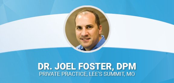 Trade Show: Dr. Joel Foster Lecture At The 2019 Heartland Foot & Ankle Conference