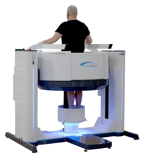 CurveBeam Announces Development Of Weight Bearing CT Imaging System That Will Scan The Hip And Pelvis