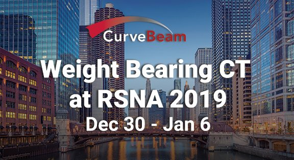 RSNA: Weight Bearing CT Posters & Podium Talks