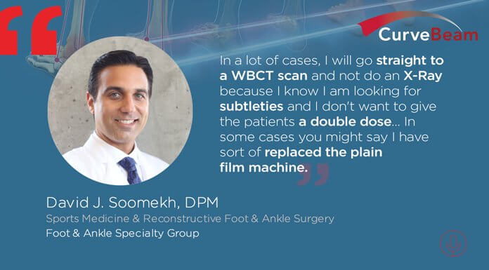 FOOTInnovate Webinar Recap – Soomekh: How I Have Integrated Weight Bearing CT Into My Practice