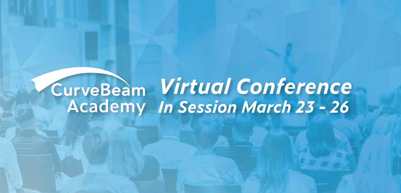 CurveBeam Announces Virtual Conference March 23 – 26