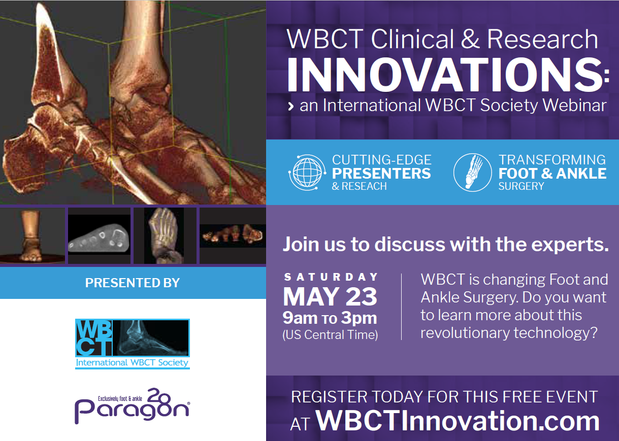 WBCT Society Announces Webinar Event