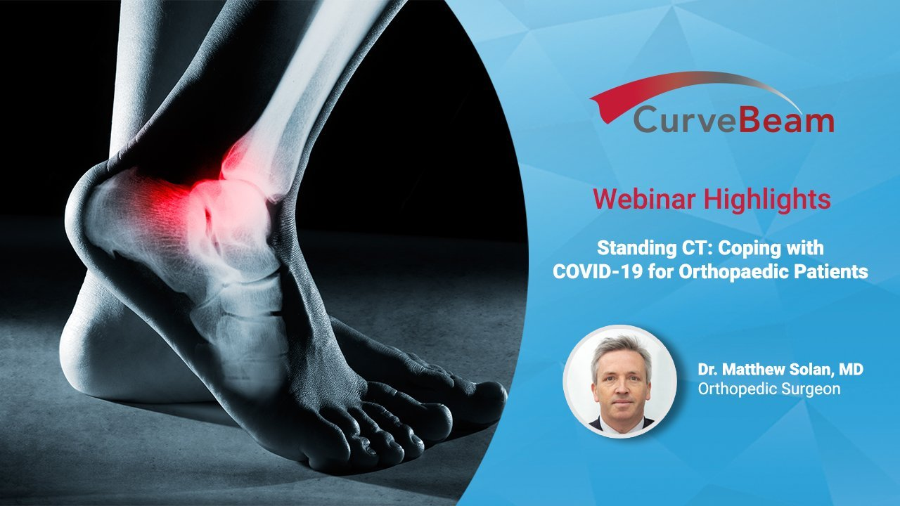 Standing CT: Enabling Treatment & Triage For Orthopedic Patients During COVID-19
