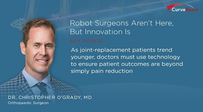 Curvebeam Connect: Robot Surgeons Aren't Here, But Innovation Is
