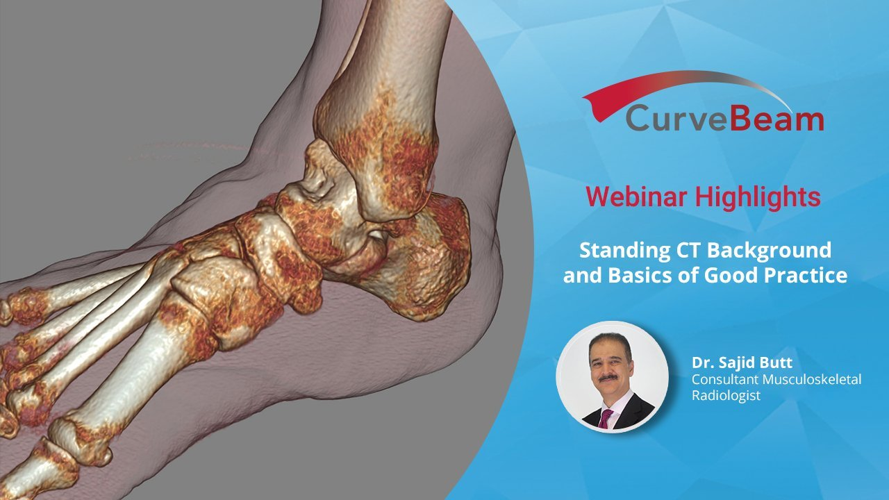 Webinar Recap: Radiologist Sajid Butt Presents Basics Of CBCT