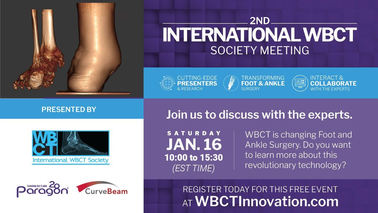 Agenda Posted & New Time: 2nd International WBCT Society Virtual Meeting